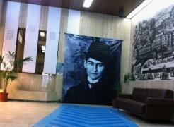 Kafka à la bibliothèque