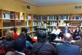 Mme Martine Garsou, Responsable du Service de la Promotion des Lettres Ministère de la Communauté française