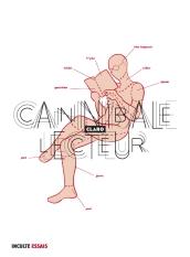 Claro, Cannibale lecteur, Paris : éd. Inculte, 2014.