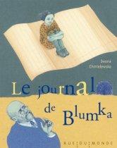 Iwona Chmielewska, Le journal de Blumka, Voisins-le Bretonneux : Rue du monde , 2012.
