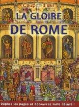 Nicholas Harris, La gloire de Rome, Paris : Casterman, 2009.