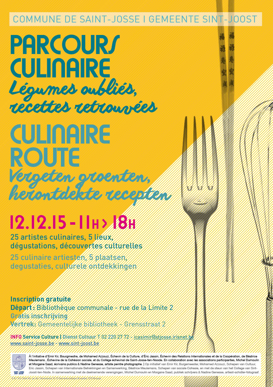 Parcours culinaire la biblioth que biblioth que for Article culinaire
