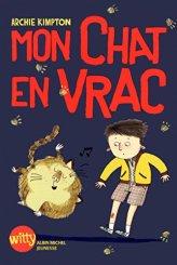 Archie Kimpton, Mon chat en vrac, Paris : Albin Michel Jeunesse, 2015.