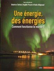 Béatrice Salviat et al., Une énergie, des énergies : comment fonctionne le monde ?, Paris : Belin-Pour la science, 2015.
